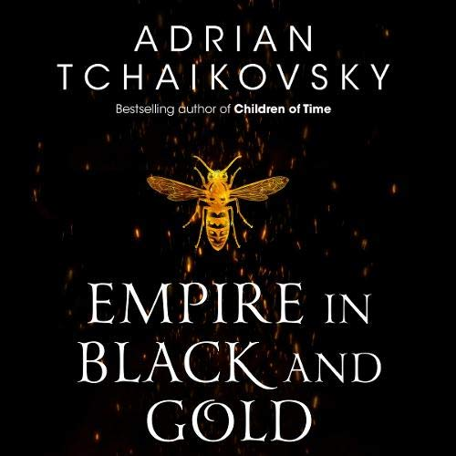 Empire in Black and Gold cover art