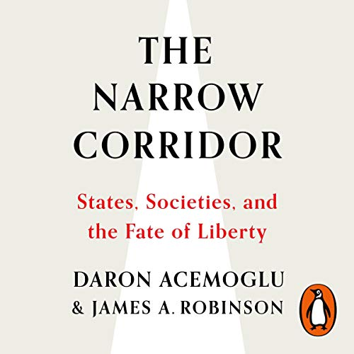 The Narrow Corridor cover art