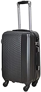 New Travel Luggage Trolley Bags For Unisex, Black2000-20
