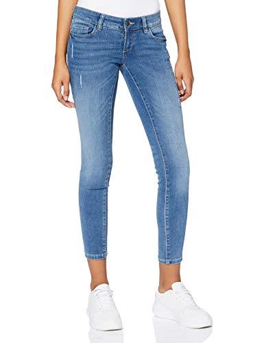 ONLY Onlcoral Sl Sk Dnm Jeans Bj8191-1 Noos, Mujer, Azul (Medium Blue Denim), W28/L30 (Talla del fabricante: 28)