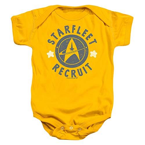 Starfleet Recruit Baby Onesie Bodysuit
