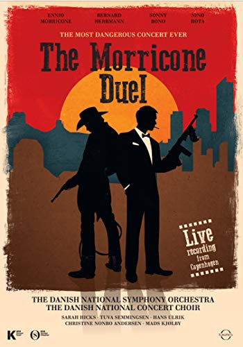 Morricone Duel: The Most Dangerous Concert Ever [Blu-Ray]