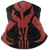 'N/A' Star-Wars - Pañuelo para la cara, diseño de mand-alorian