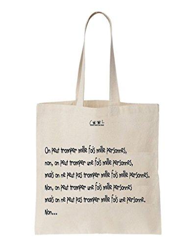 Tote Bag La Cité de la Peur