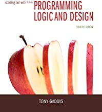 Best programming logic and design 4th edition Reviews