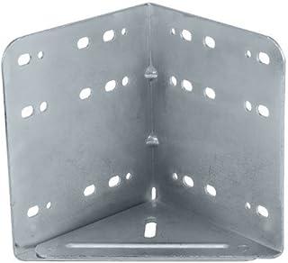 SO-TECH® Galvanizado 4 piezas cama conector en ángulo (versión de soporte de cama muy estable)