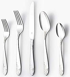 Best oneida stainless steel cutlery patterns Reviews