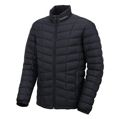 [モンベル] Mont-bell Men`s Zena Down Parka Down Jacket メンズダウンジャケット [Black] (95, Black) [並行輸入品]