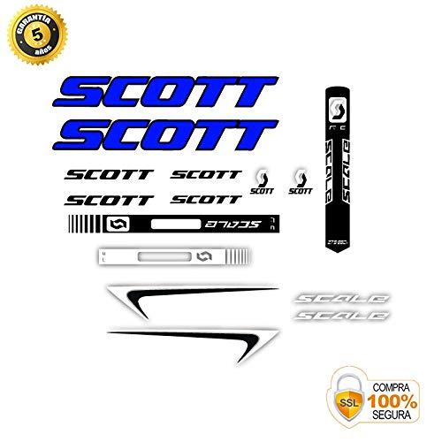 New ADHESIVOS MOTOS CLASICAS Bike Stickers - Bike Decorative Sticker - Vinyl Bike Sticker Set Scott ...