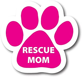 Best rescue mom car decal Reviews