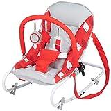 Safety 1st Koala Gandulita reclinable para bebé con funcion mecedora, Hamaca con arco de juego, ligera y compacta, color...