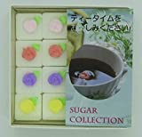 バラの角砂糖