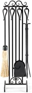 Pilgrim Home and Hearth 19014 Napa Forge Country Scroll Fireplace Tool Set