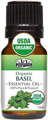 Top 10 Best organic basil essential oil Reviews