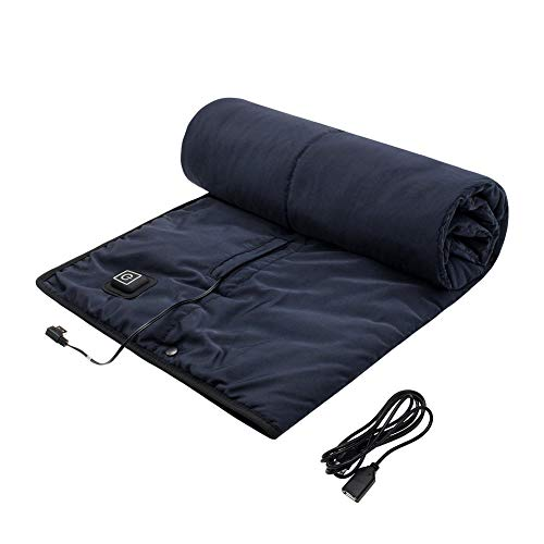 lomitech Camping Blanket,Heated Blanket with 3 Heating...