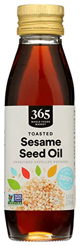 365 Everyday Value, Toasted Sesame Seed Oil, 8.4 fl oz