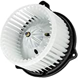 HVAC Blower Motor Assembly 700185 4R3Z-19805-AA 4R3Z19805AA 4R3Z-19834-BA Heater Blower Motor with Fan Cage for 2005-2010 Ford Mustang
