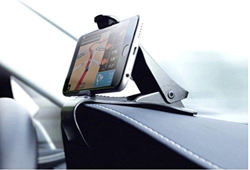 Brinny Téléphone De Voiture Tableau De Bord Montage Universel Téléphone Portable Clip GPS Support Mobile Téléphone Stand dans la Voiture-2pcs