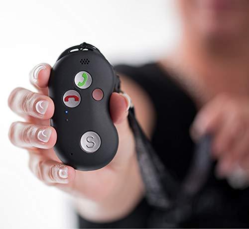 Push Phone OK - Ortung, Notruf und Sturzalarm in einem Gerät