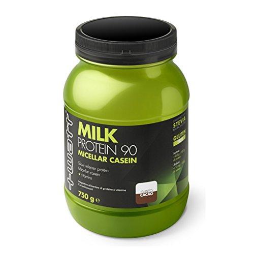 +WATT MILK PROTEIN 90 250 GR Cacao