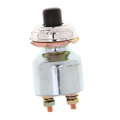 #N/a Interruptor Pulsador Bocina Motor Arrancador 12 V Impermeable