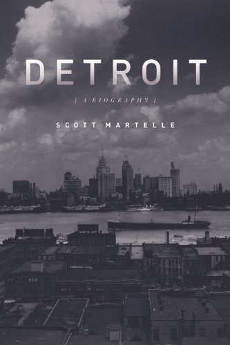 Detroit: A Biography (English Edition)