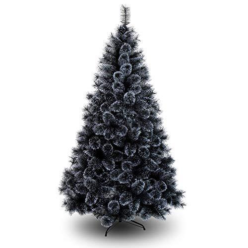 SSRSHDZW Weihnachtsbaum Schwarzkiefer Nadelbaum Automatische Verschlüsselung Kiefernnadel Weihnachtsbaum 1,8 M