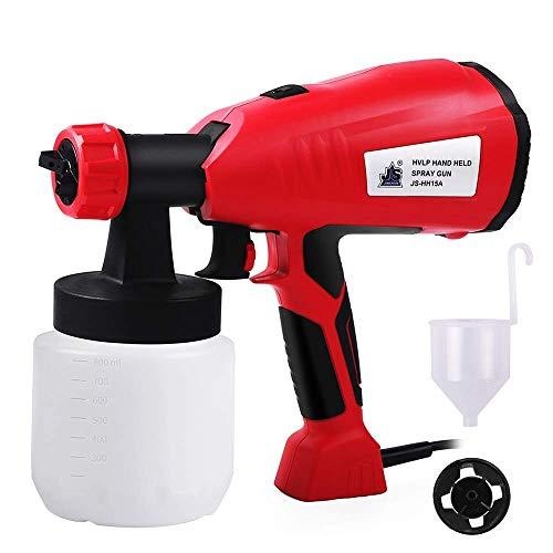 MLL Electric Paint Sprayer HVLP Hand Held Paint Spray...