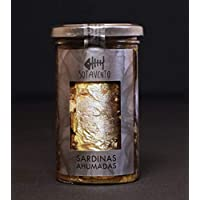 SARDINAS AHUMADAS EN ACEITE DE OLIVA VIRGEN EXTRA (AOVE), 260 gr. CONSERVAS SOTAVENTO