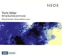 Holler: String Quartets