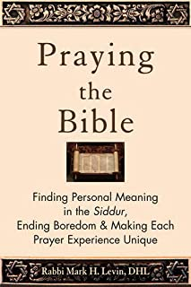 Praying the Bible: Finding Personal Meaning in the Siddur, Ending Boredom & Making Each Prayer Experience Unique