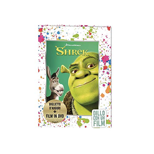 Free DVD Greeting Card - Shrek