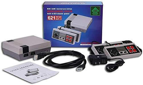 BESTIM Retro Mini Video Mini Console Built-in 620 Classic Games