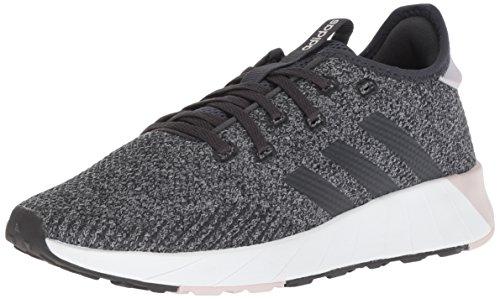 adidas Women's Questar X BYD Running Shoe,black/carbon/grey,6 M US