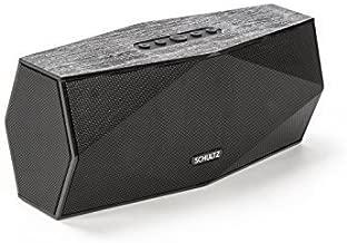 Schultz Innovation Crystal Portable Bluetooth Speaker