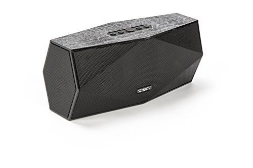 Schultz Crystal Portable Bluetooth Speaker