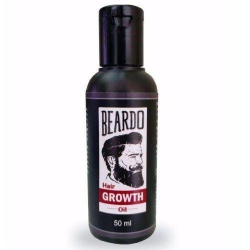 Beardo Beard Growth Hair Oil (50 ml) - India