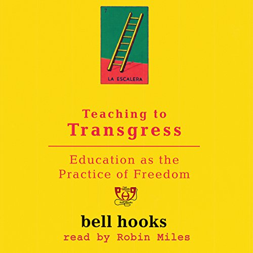 Teaching to Transgress audiobook cover art