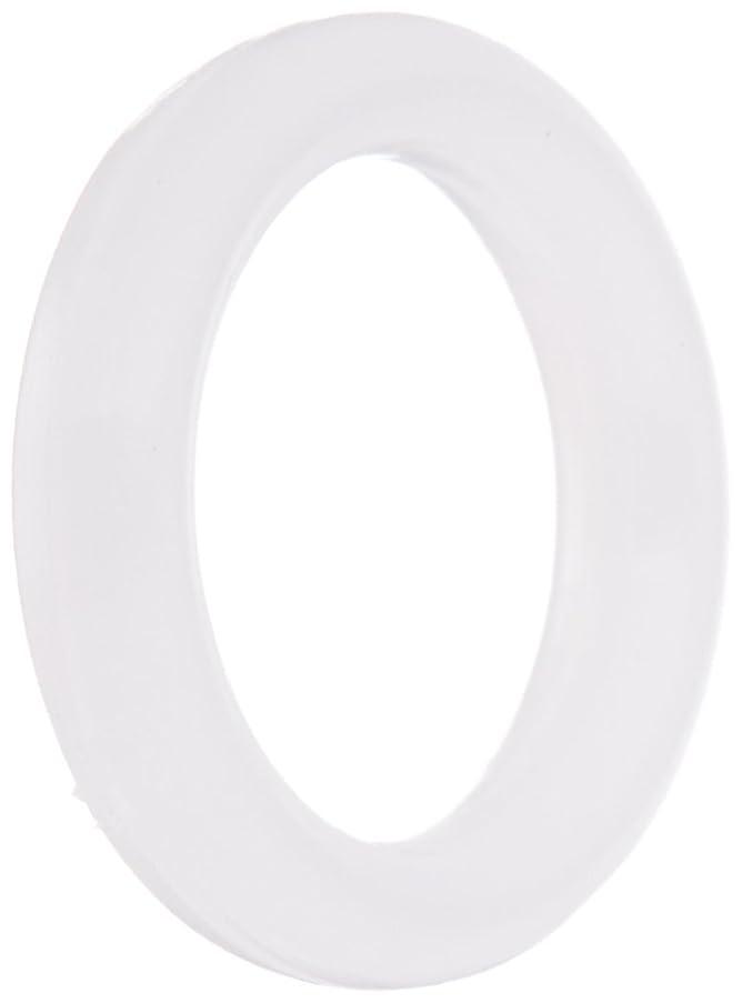 Susan Bates Plastic Bone Rings, 1/2-Inch, 30 Per Package