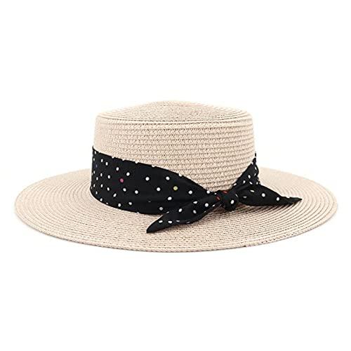 XUEXIU Sombrero del Sol De La Playa del Sol del Sol del Sol De Las Mujeres del Viaje del Sol De Las Mujeres (Color : 7)