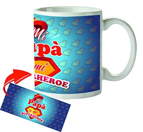 Kembilove Tazas de Desayuno Originales para Padres – Taza con Mensaje Mi...