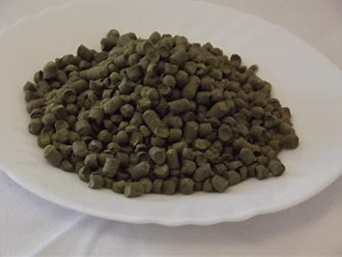 100g Hallertauer Perle Hopfenpellets zum Bierbrauen, Alfasäurengehalt 8,0%