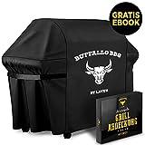 LAVUR ® Grillabdeckung by Buffalo BBQ - Abdeckplane Grill wasserdicht - ganzjährig wetterfest -...