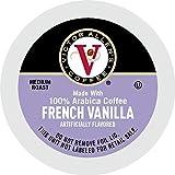 Victor Allen's Coffee K Cups, French Vanilla Single...