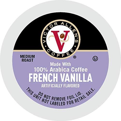 Victor Allen's Coffee French Vanilla Blend, Flavored...