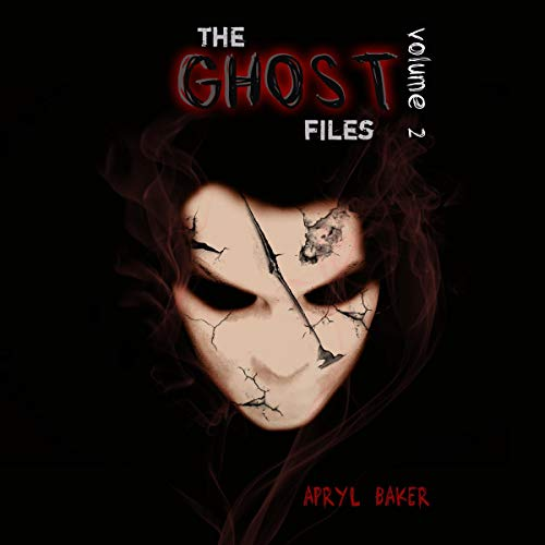 The Ghost Files 2 audiobook cover art