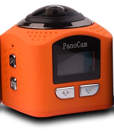 United WiFi Full HD 360 Grad Action Kamera 1080P Aca1766
