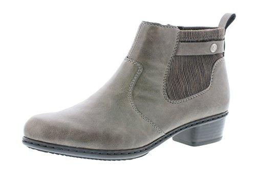 Rieker Damen Chelsea Boots Y07A2,Frauen...