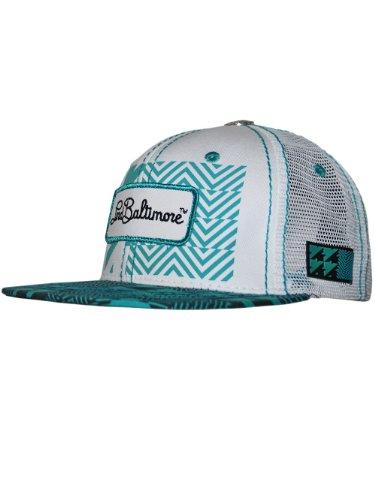 Lord Baltimore Homme Designer Cap Chapeau - Logo -