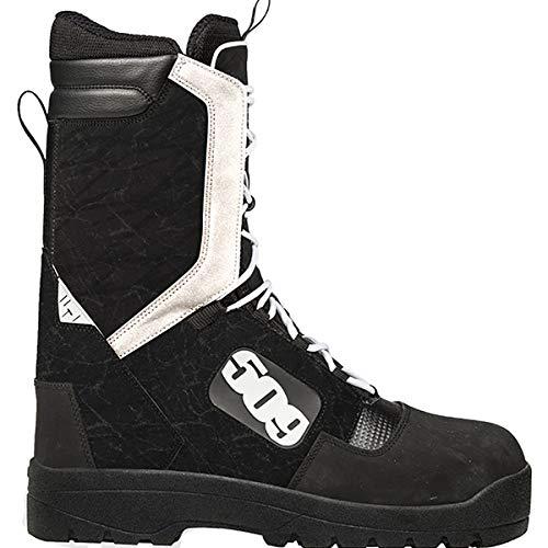 509 Raid Laced Boot (Black/White - 14)